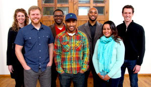 The Renewal Church Leadership Team, including those in the Residence program.